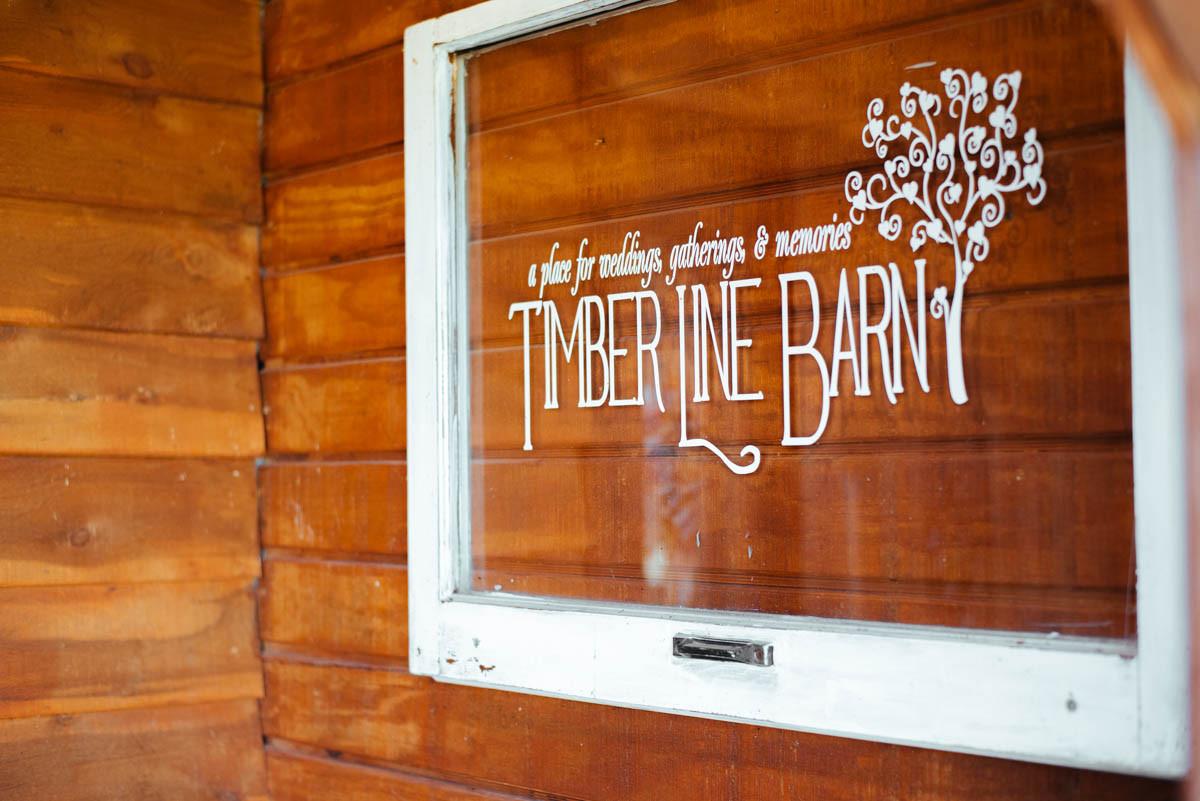 Timber Line Barn Wedding Venue