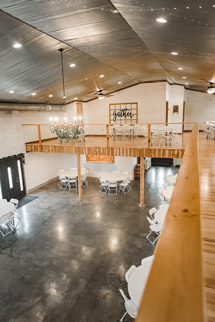 white barn rustic venue