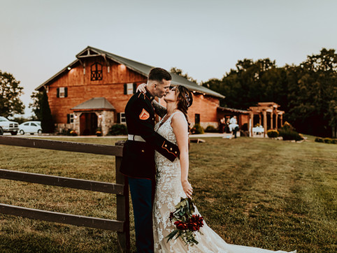 Happily Ever After Fall Wedding