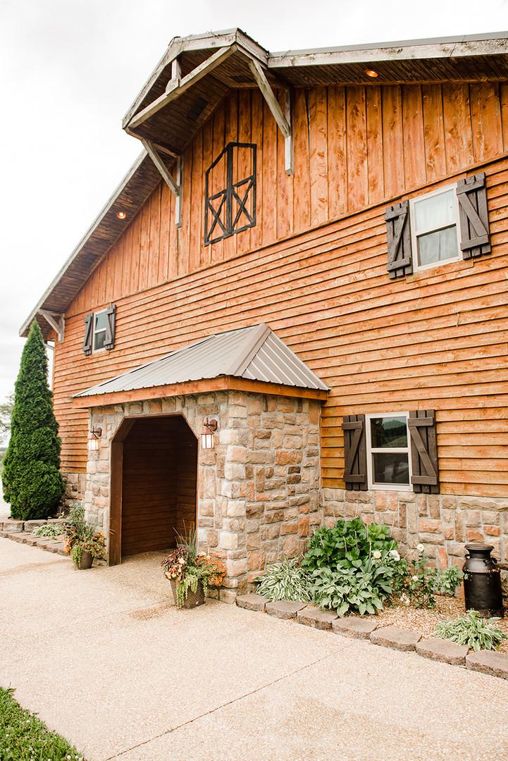 Springfield MO Barn Venue