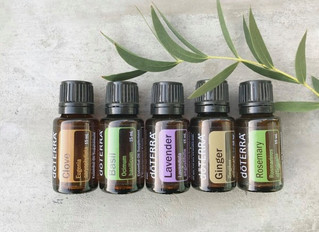 Soothed by Essential Oils