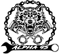 Alpha 95 Logo (White Hoodies).png