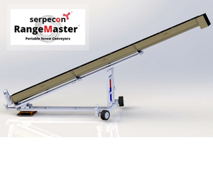 Portable Screw Conveyor from serpecon