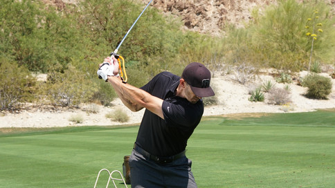POWER PACKAGE Helps Golfers Feel a Perfect Swing.