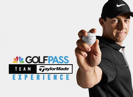 GOLFPASS' Team TaylorMade Sweepstakes Offers Chance to Spend Time with Rory McIlroy