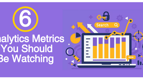 6 Analytics Metrics Every Website Manager Should Be Watching
