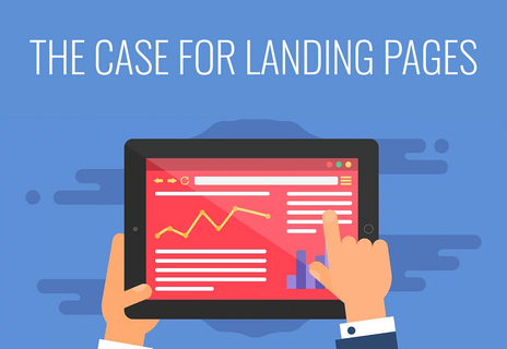 The Case for Landing Pages