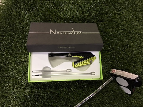 NAVIGATOR REVIEW – TOOL FOR TOTAL PUTTING GREEN DOMINATION