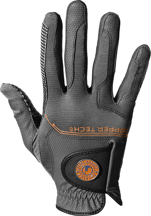 COPPER INFUSED GOLF GLOVE (2 GLOVE DEAL)
