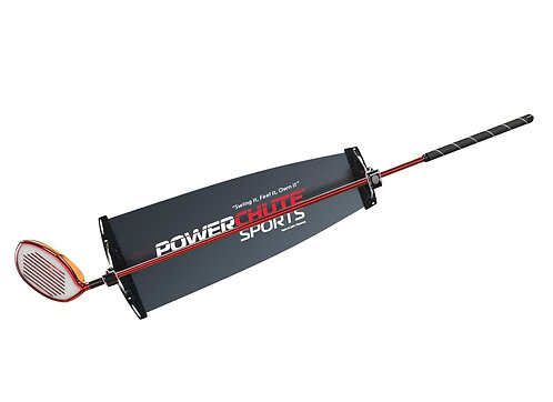 POWERCHUTE® 180° GOLF SWING SPEED TRAINING SYSTEM