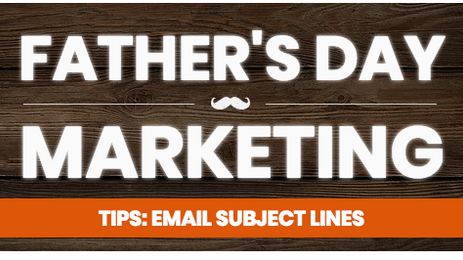 Father's Day Subject Lines from Top Brands