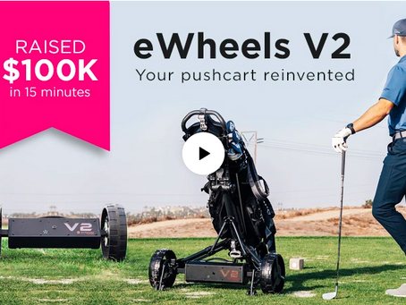 Turn Any Pushcart Into A Smart Caddy