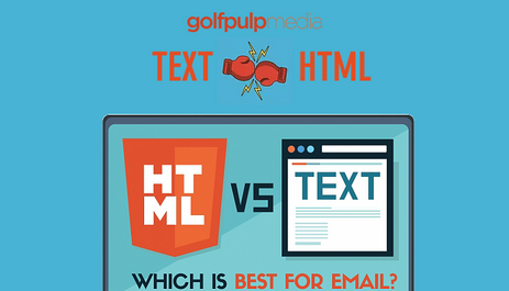Text emails versus HTML emails