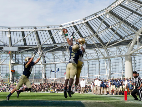Carr Golf Announces Travel Packages for 2020 Aer Lingus College Football Classic