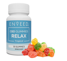 I tried CBD Gummies while golfing...here's what happened