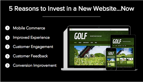 Five Reasons Why You Need to Invest in a New Website NOW