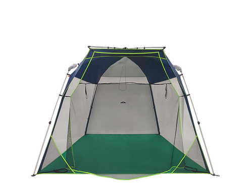 DELUXE: Quick-Up Golf Range Net -10'(W) X 7'(H)