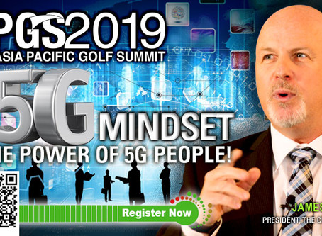 APGS 2019 - A 5G Mindset – The Power Of 5G People!