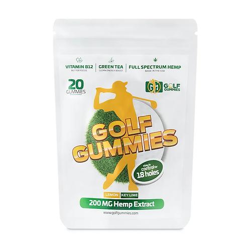 GOLF GUMMIES (CBD)