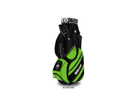 HATE CLUBS BANGING TOGETHER IN YOUR BAG?