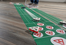 Gamify Putting Practice to Improve Skills