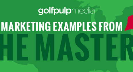 Hot Marketing Examples From The Masters