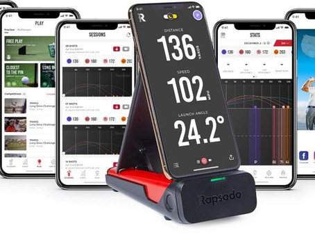 Turn you iPhone into a Mobile Launch Monitor