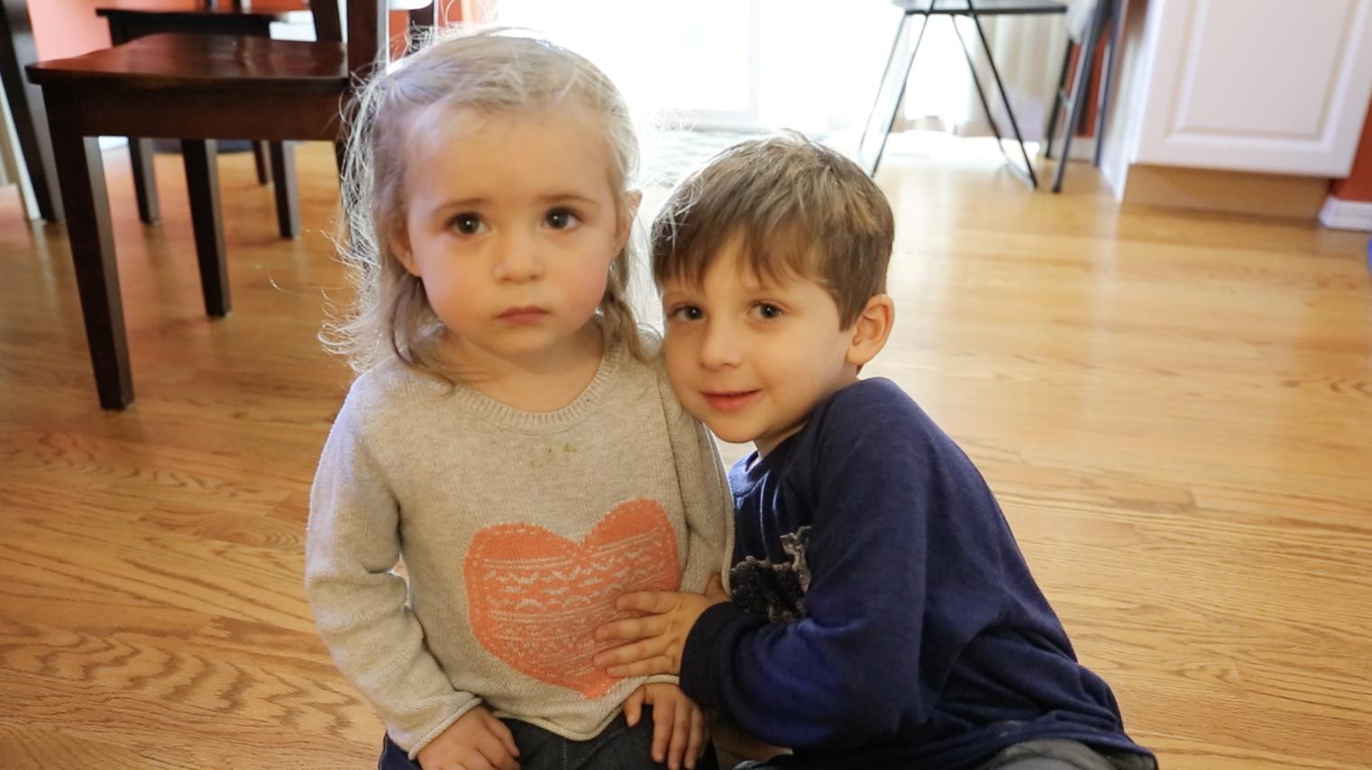Positive Discipline siblings
