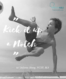 Kick it up a notch with Juletta Skoog