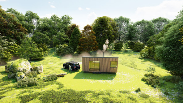 Portable Tiny House Project