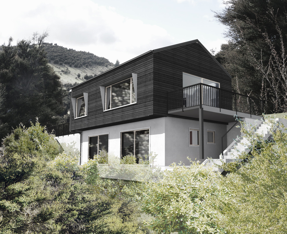 Residential House and Studio in Wanaka, Otago