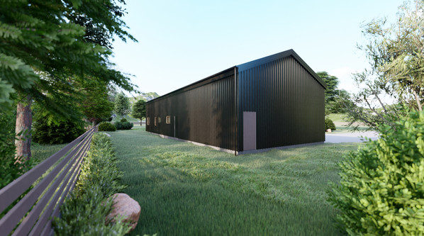 Residential House and Workshop