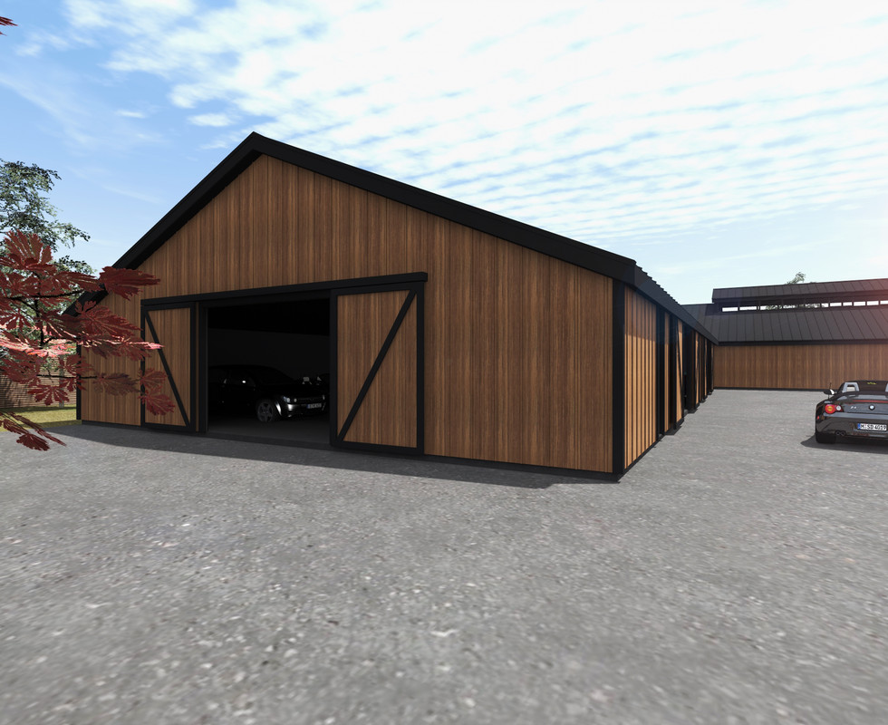 Commercial Warehouse Project
