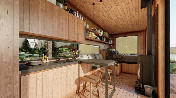 Tiny House Architectural Competition