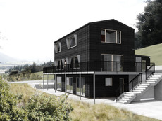 residential House and architectural Studio