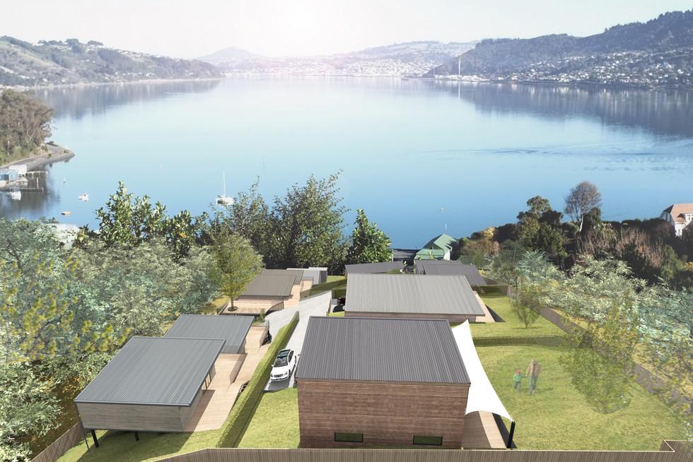 MACANDREW VIEWS subdivision development