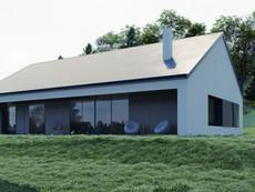 Residential House Design Visualisation