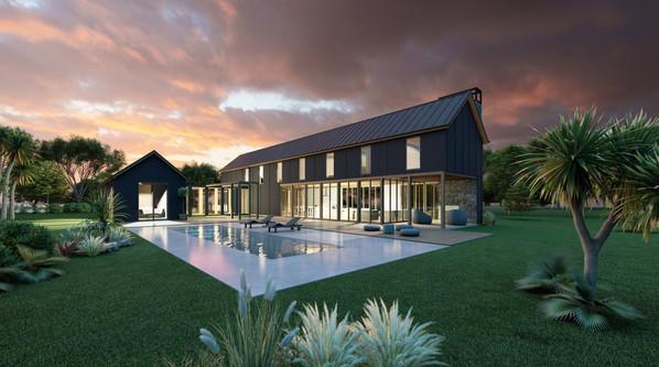 Weiti Bay Residential Development