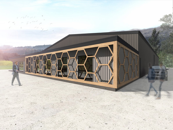 Honey warehouse project