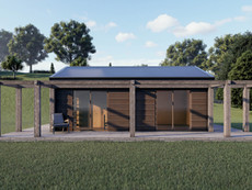 Tiny House project in Wanaka which doesn't need building consent