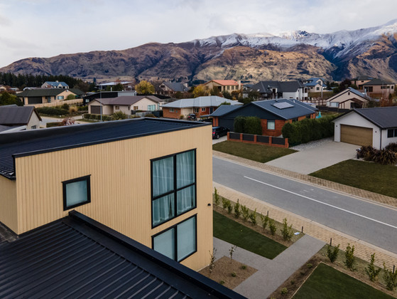 Residential house in Wanaka