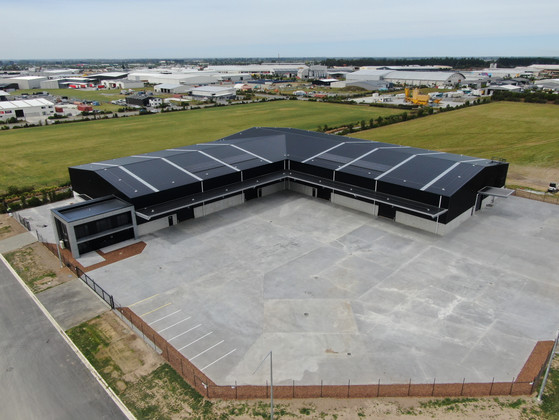 South Star Commercial Warehouse Development