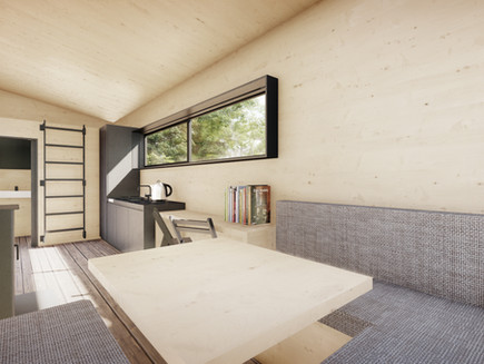 Tiny house design tips from the experts