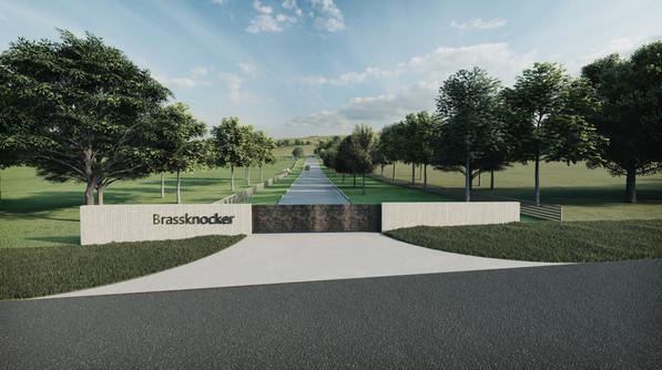 Brassknocker Subdivision