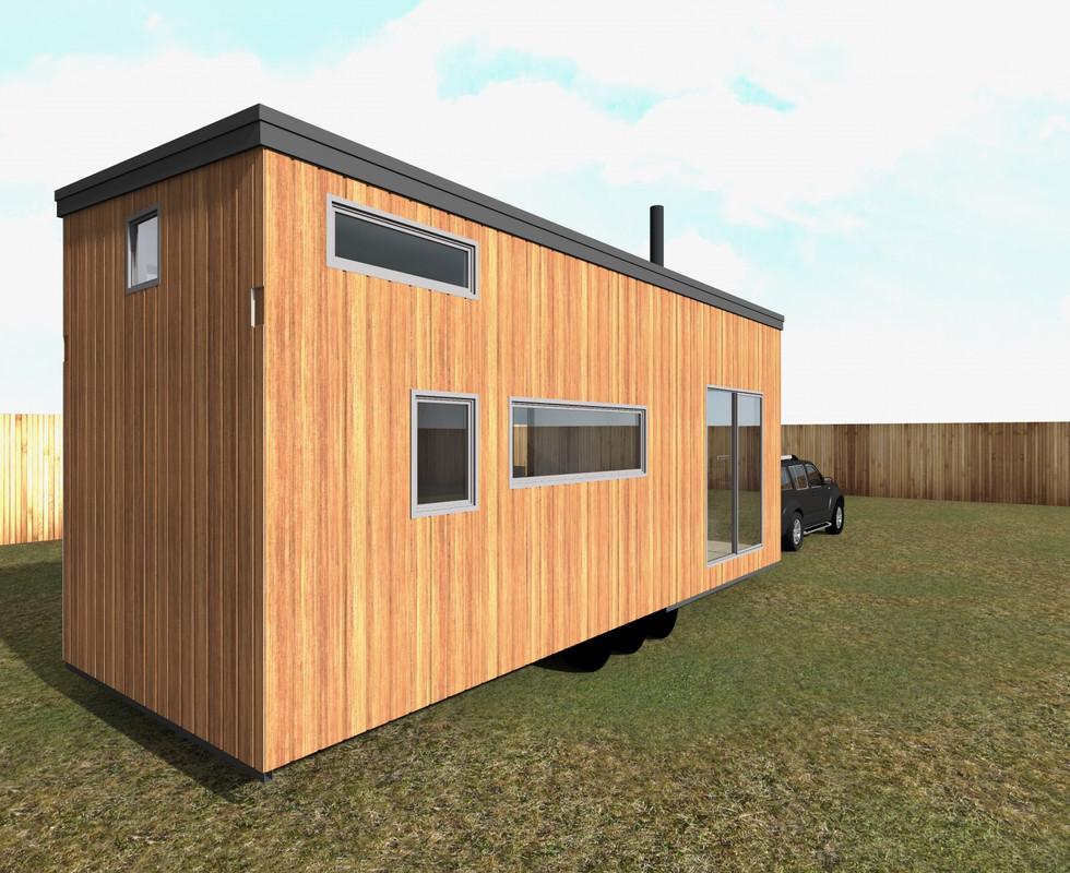 Landak Tiny House