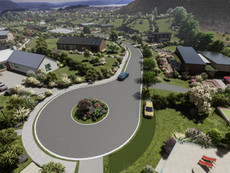 The Ranch - subdivision commercial development