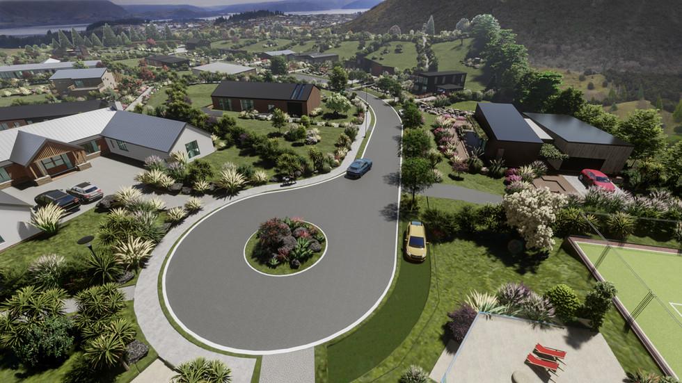 Te Rangi  - subdivision commercial development