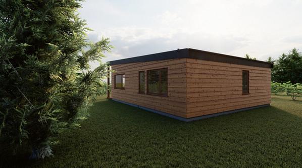 Small House Hawea Flat