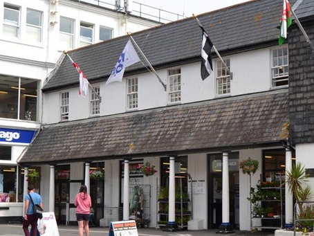 The Best Cafés in Falmouth