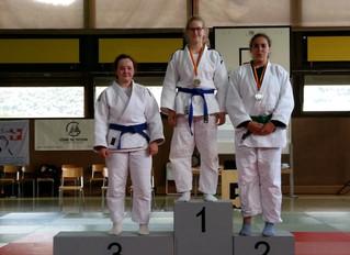 Première médaille pour le JC Sierre